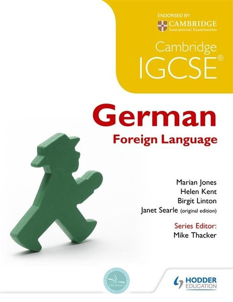 Cambridge IGCSE® German Foreign Language Student Book