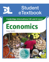 9781471840500, Cambridge International AS and A Level Economics Student eTextbook