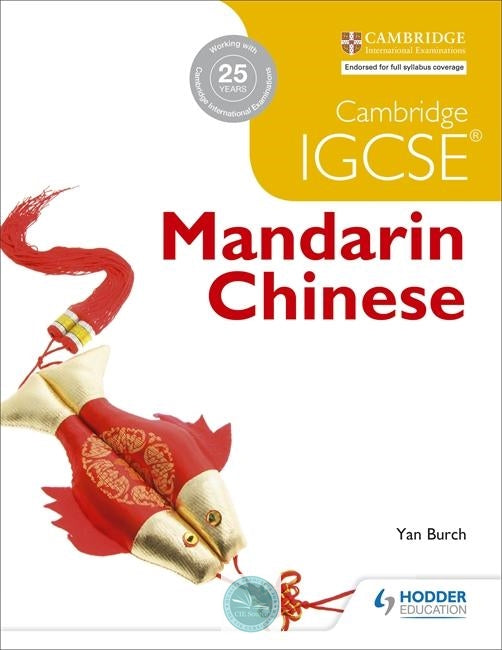 9781471890253, Cambridge IGCSE Mandarin Chinese