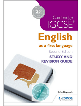 Cambridge IGCSE English First Language Study and Revision Guide (IGCSE Study Guides)