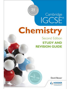9781471894602, Cambridge IGCSE Chemistry Study and Revision Guide