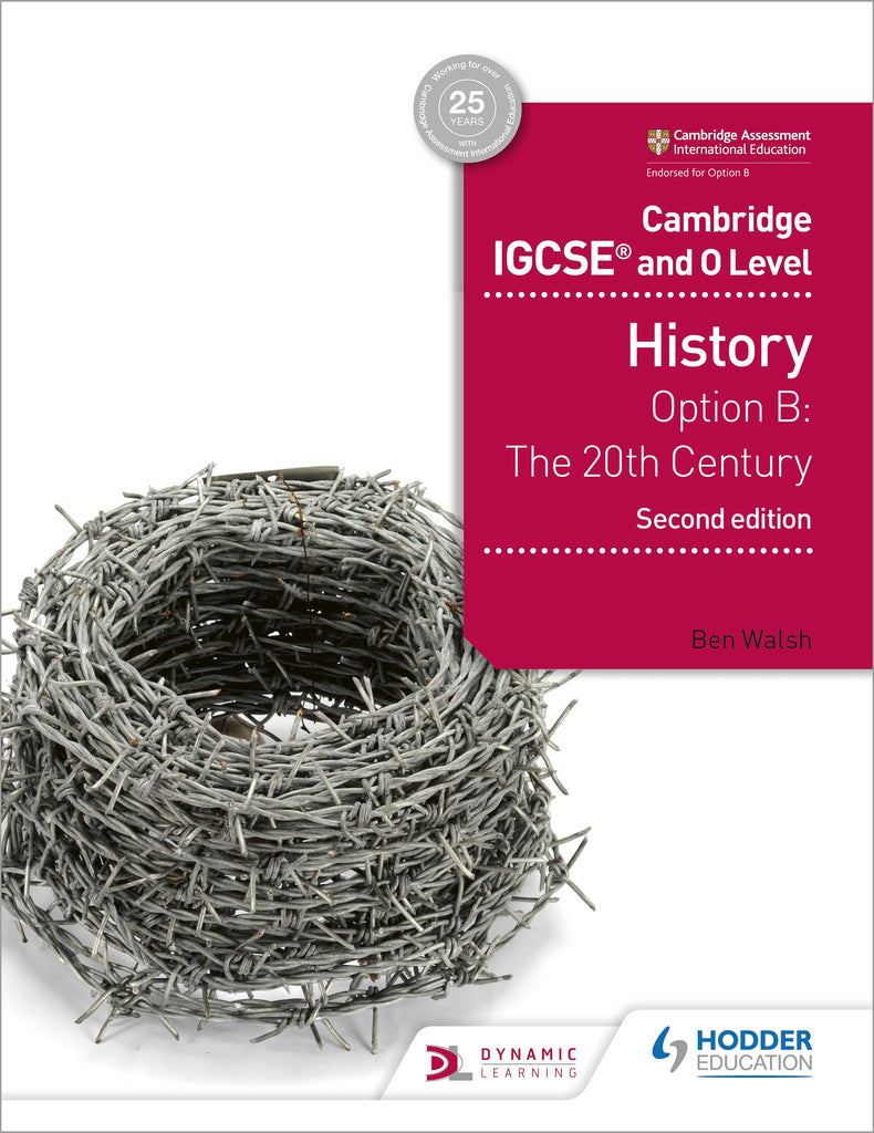 Cambridge IGCSE and O Level History 2nd Edition (New 2018)