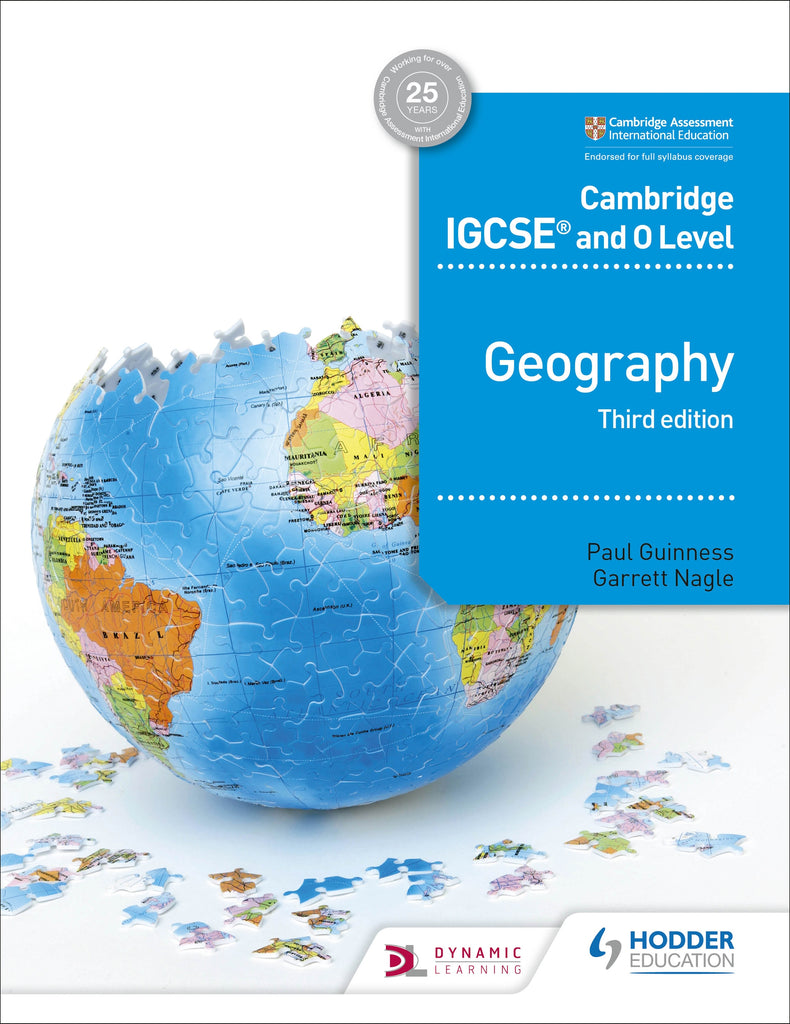 Cambridge IGCSE and O Level Geography