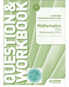 9781510421851, Cambridge International AS & A Level Mathematics Pure Mathematics 2 and 3 Question & Workbook [Releases September 2019)