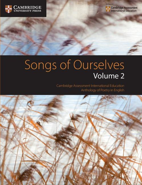 9781108462280, Songs of Ourselves Volume 2 (New Edition 2018)