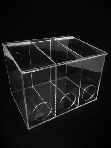 Multi-Compartment Bin