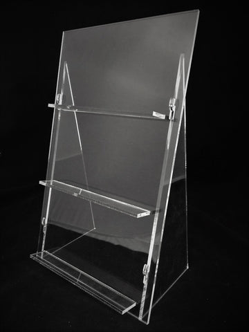 Small Collapsible Display Stand