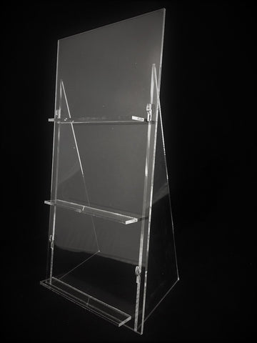 Large Collapsible Display Stand
