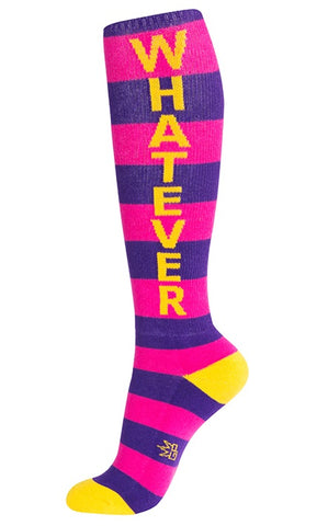 Gumball Poodle Unisex Knee High Socks - Whatever