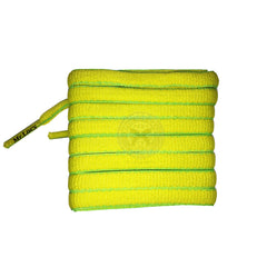 Mr Lacy Slimmies - Yellow & Green Shoelaces