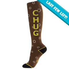 Gumball Poodle Unisex Knee High Socks - Chug