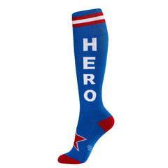 Gumball Poodle Unisex Knee High Socks - Hero - Unisex
