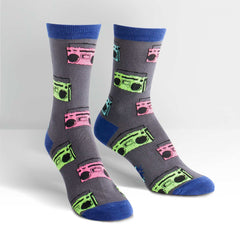 Sock It To Me Women's Crew Socks - Pump It Up