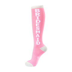 Gumball Poodle Unisex Knee High Socks - Bridesmaid