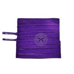 Mr Lacy Goalies - Violet Football Shoelaces