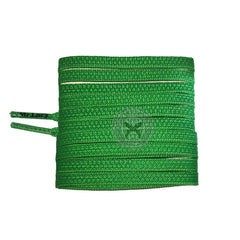 Mr Lacy Goalies - Kelly Green Football Shoelaces
