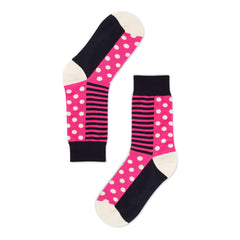 Golden Rabbit Unisex Crew Socks - DL Ann - Small