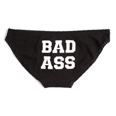 Sock It To Me Women's Underwear - Bad Ass - Large