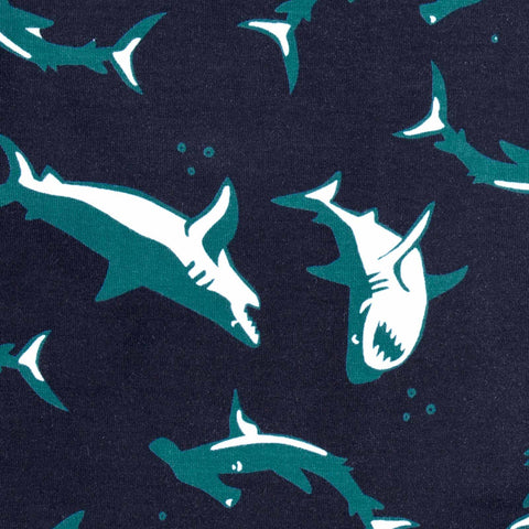 Sock It To Me Men's Underwear and Sock Pack - Shark Attack - Large