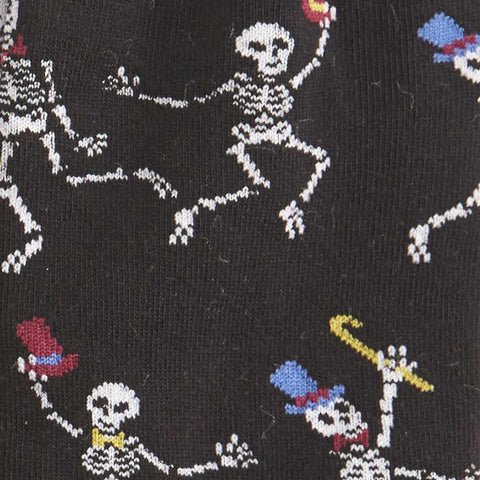 Sock It To Me Women's Crew Socks - Sir Skeleton