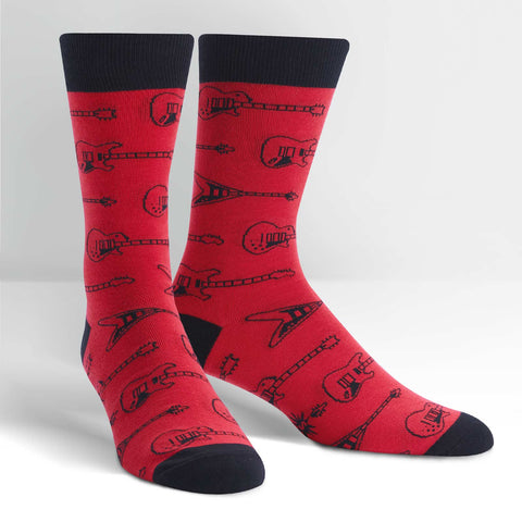 Sock It To Me Men's Crew Socks - String Theory