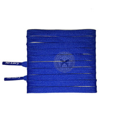Mr Lacy Runnies Flat - Royal Blue Shoelaces [80cm]