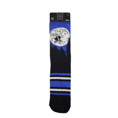 Odd Sox Unisex Crew Socks - E.T. Escape