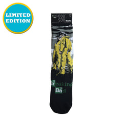 Odd Sox Men's Crew Socks - Bad Boys (Breaking Bad)