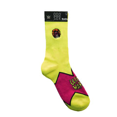 Odd Sox Unisex Crew Socks - Warrior Nation (WWE)