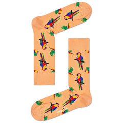 Happy Socks Women's Crew Socks - Parrot