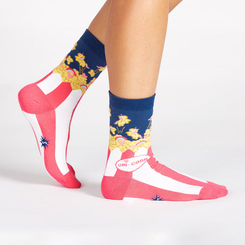 Sock It To Me Women's Crew Socks - Uni-Corn
