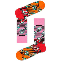 Happy Socks x The Rolling Stones Women's Crew Socks - Ruby Tuesday