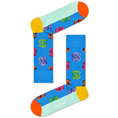 Happy Socks x Andy Warhol Women's Crew Socks - Dollar