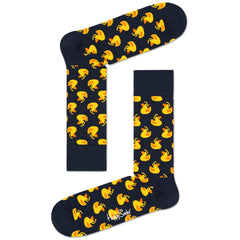 Happy Socks Women's Crew Socks - Rubber Duck