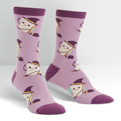 Sock It To Me Women's Crew Socks - Sandwitch