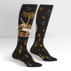 Sock It To Me Women's Knee High Socks - Unicorn In Captivity