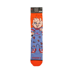 Odd Sox Unisex Crew Socks - Good Guy (Chucky)