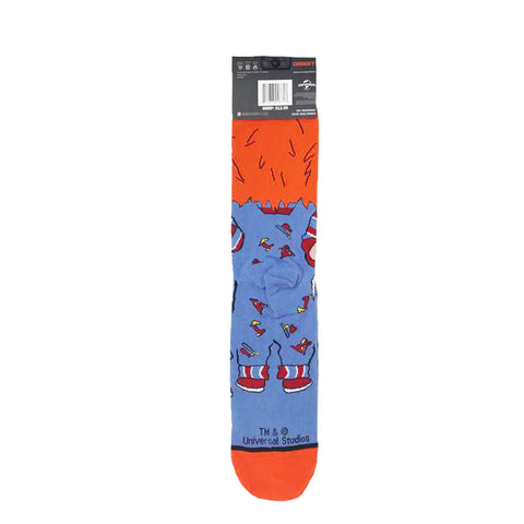 Odd Sox Men's Crew Socks - Good Guy (Chucky)