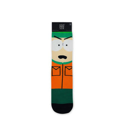 Odd Sox Men's Crew Socks - Kyle Broflovski (South Park)