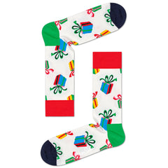 Happy Socks Men's Crew Socks - Presents