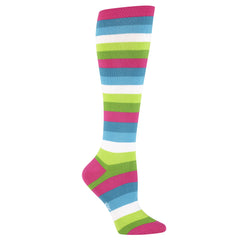 Sock It To Me Women's Knee High Socks - Bright