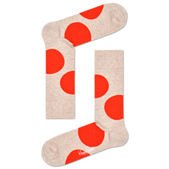 Happy Socks Women's Crew Socks - Jumbo Dot