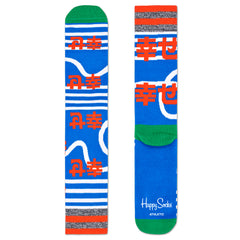Happy Socks Men's Athletic Socks - Japan