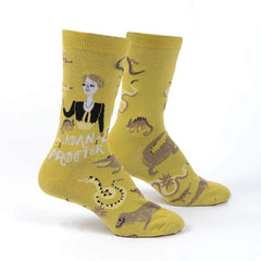 Sock It To Me Women's Crew Socks - Joan Procter