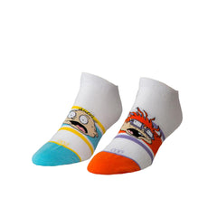 Odd Sox Unisex Ankle Socks - Bestest Friends (Rugrats)