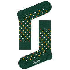 Happy Socks Men's Crew Socks - Dot