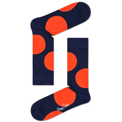 Happy Socks Men's Crew Socks - Jumbo Dot