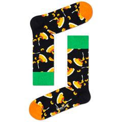 Happy Socks Women's Crew Socks - Mac & Cheese