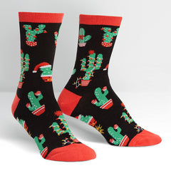 Sock It To Me Women's Crew Socks - Warmest Wishes