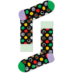 Happy Socks x Disney Women's Crew Socks - Focus Mickey